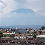 Nyiragongo dağına yolculuk