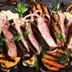 Patlıcanlı Biftek Tarifi