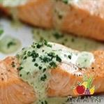 Peynir Soslu Somon Balığı Nasıl Yapılır?