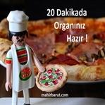 Robotlar Pizzacıları Kızdıracak !
