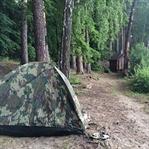 Rusya'da Çadır Kampı Yapmak