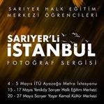 Sarıyer'li İstanbul Fotoğraf Sergisi