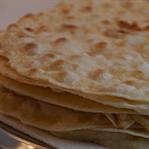 Tavada Lavaş Ekmeği Nasıl Yapılır