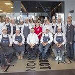 Türk Kızılayı aşçılarına Metro Türkiye'den eğitim