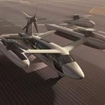Uber İlk Uçan Taksi Prototipini Açıkladı