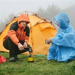 Yağmurlu Havada Çadır Kampı Nasıl Yapılır?