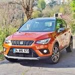 Yeni Seat Arona Test Sürüşü: İspanyol Ateşi