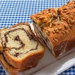 Yoğurmadan Hazırlanan Zeytinli Ekmek Tarifi