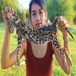 YouTube'dan Kazanç Uğruna Hayvanları Yiyen Çift