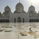 Abu Dhabi Günlüğü: Şeyh Zayed Camii