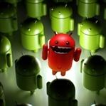 Android kullanıcıların mesajları tehlikede!