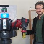 Boğaziçi Üniversitesi, Düşünen Robot Geliştiriyor.