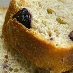 Ekşi Mayalı Zeytinli Ekmek