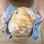 Evde Kabaran Puf Puf Hamurlu Ekmek Yapımı