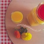 Evde Limonata Yapımı