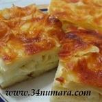 İftara hazır yufkadan peynirli börek