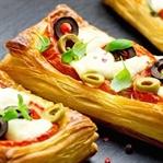 Milföy Hamuru ile Pizza Tarifi
