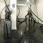 """Müjgan Sağlam'ın """"İşgal"""" sergisi Galeri Eksen'de"""