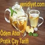 Ödem Atıcı Pratik Çay Tarifi