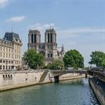 Paris Yürüyüş Rotaları: Notre Dame