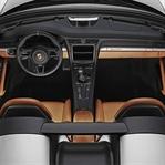 Porsche'den Yeni Araç; 911 Speedster Concept