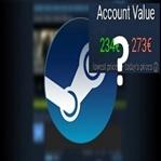 Steam hesap değerini nereden öğrenebilirim