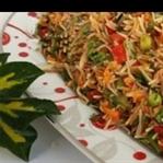 Tel şehriye salatası tarifi