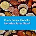 Ucuz Instagram Hizmetleri Nereden Satın Alınır?