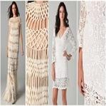 2018 Dantel Detaylı Elbise Modelleri