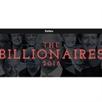 2018'de Dünyanın En Zengin 5 İş Adamı