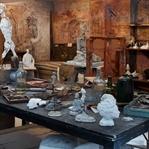 Alberto Giacometti'nin Stüdyosu Restore Edildi