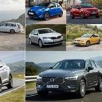 Avrupa'da 2018'in en popüler otomobilleri