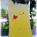 Dondurulmuş Limon ve Portakaldan Limonata