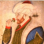 Gül Koklayan Fatih Portresi