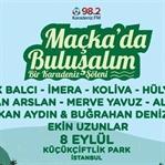 Karadeniz Şöleni için 8 Eylül'de Maçka'da