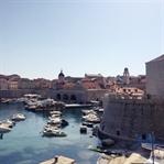 Orta Çağ Dizilerinden Fırlamış Şehir - Dubrovnik