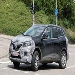 Renault Kadjar kabini görüntülendi