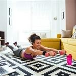 Sabahları evde yapılabilecek 10 egzersiz