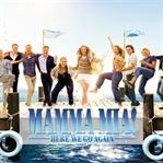 Serinletici, Mamma Mia ön gösterimindeydi!