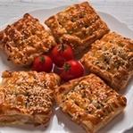 Sucuklu Milföy Böreği Tarifi