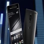 Süper bir teknoloji Huawei'den delikli ekran