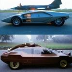 70'li Yılların 25 Fantastik Konsept Otomobili