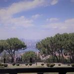 Çamlıca Tepesi ve İstanbul