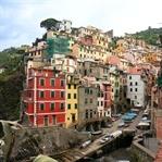 Cinque Terre Köyleri: Riomaggiore