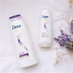 Dove Kırık Uçlara Karşı Etkili Şampuan & Saç Kremi