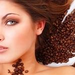 Kahve ile saç renginizi koyulaştırın