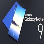 Merakla Beklenen Samsung Galaxy Note 9 Tanıtıldı
