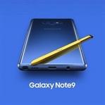 Samsung Galaxy Note 9 Orjinal Duvar Kağıtları