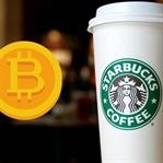 Starbucks'tan Bitcoin ile Kahve Alınabilecek