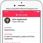 Su Geçirmeme ve Tıbbi Kimlik Sayesinde iPhone Mode